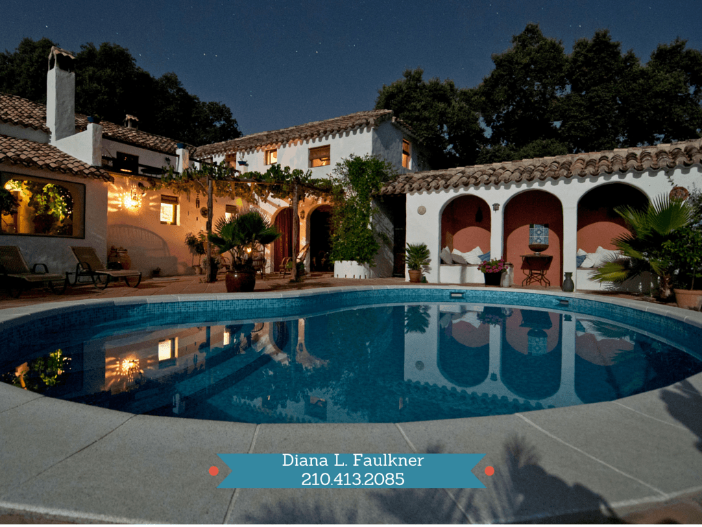 Spanish Style Stucco Home for Sale Alamo Heights